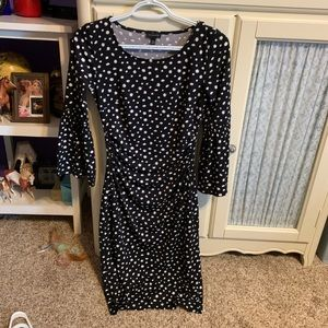 Talbots knee-length dress